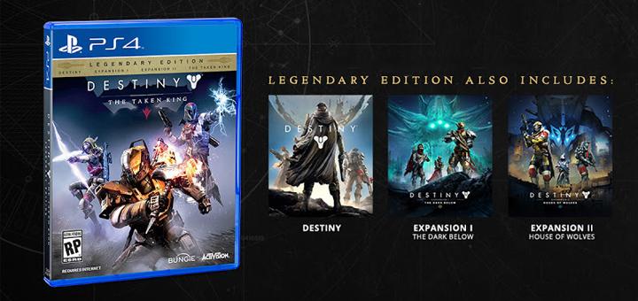Destiny: The Taken King - konkurs