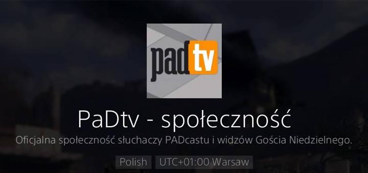 Społeczność PaDtv