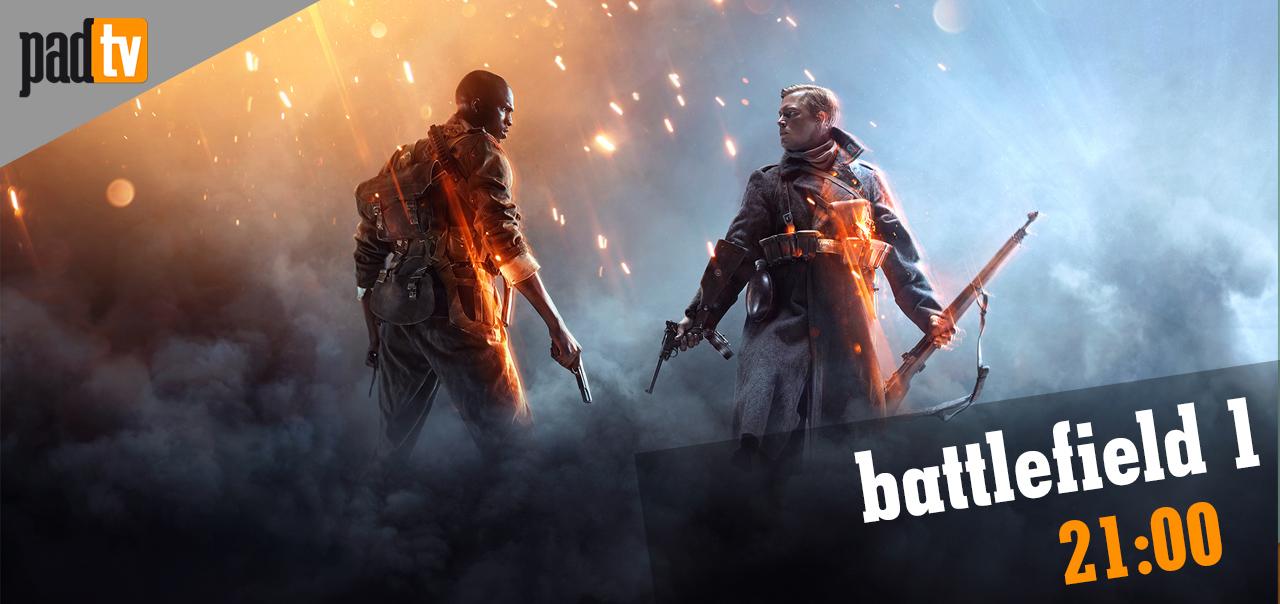 battlefield 1 - stream