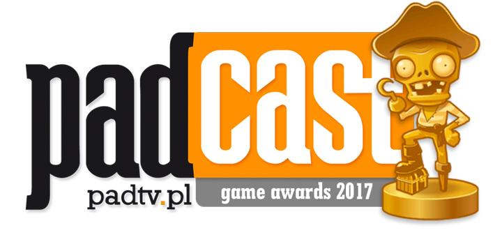 PADcast Game Awards 2017